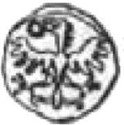 Denar wschowski - Jan I Olbracht (Wschowa mint) – avers