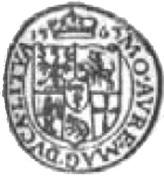 3 Dukat litewski - Zygmunt II August (Wilno mint) – revers