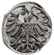 Denar litewski - Zygmunt II August (Wilno mint) – avers