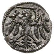 Denar - Zygmunt I Stary (Elbląg mint) – avers