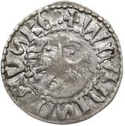 Kwartnik ruski - Władysław II Jagiełło (Lwów mint) – avers