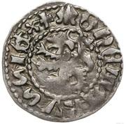 Kwartnik ruski - Władysław II Jagiełło (Lwów mint) – revers