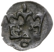 Denar - Jan I Olbracht (Kraków mint) -  avers
