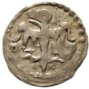 Denar - Władysław II Jagiełło (Poznań mint) – avers