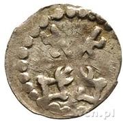 Denar - Władysław II Jagiełło (Poznań mint) – revers