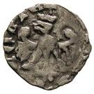 Denar - Kazimierz III Wielki (Poznań mint) – avers