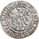 Grosz - Kazimierz III Wielki (Kraków mint) – revers