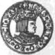 Pięciodukat pruski - Zygmunt I Stary (Toruń mint) – avers