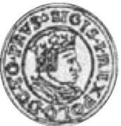 Dukat gdański - Zygmunt I Stary (Gdańsk mint) – avers