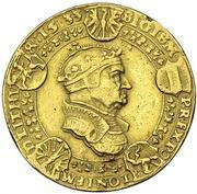 Dziesięciodukat pruski / 10 Ducats - Zygmunt I Stary (Toruń mint) – avers