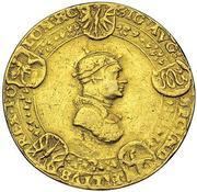 Dziesięciodukat pruski / 10 Ducats - Zygmunt I Stary (Toruń mint) – revers