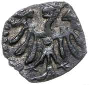 Denar - Władysław III Warneńczyk (Atelier de Cracovie) – revers
