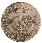 4 Ore - Zygmunt III Waza (Sztokholm mint) – revers