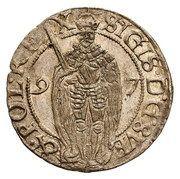 1 Öre - Zygmunt III Waza (Sztokholm mint) – avers