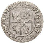 Półtorak / 3 Polker - Zygmunt III Waza (Bydgoszcz mint) -  avers