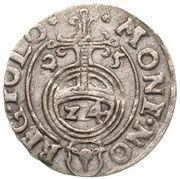 Półtorak / 3 Polker - Zygmunt III Waza (Bydgoszcz mint) -  revers
