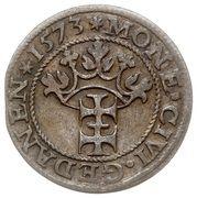 Szeląg gdański - Interregnum (Gdańsk mint) – revers