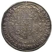 Talar - Interregnum (Bydgoszcz mint) – revers