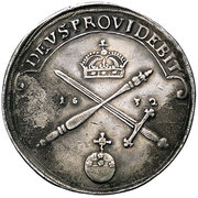 Talar - Interregnum (Toruń mint) – avers