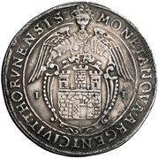 Talar - Interregnum (Toruń mint) – revers
