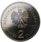 2 zlote Kalwaria Zebrzydowska -  avers