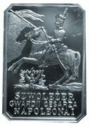 10 zlotych Cavalerie légère -  avers