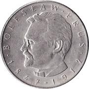 10 zlotych Boleslaw -  revers