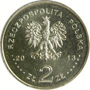 2 zlote Hipolit Cegielski -  avers