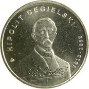 2 zlote Hipolit Cegielski -  revers