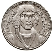 10 zlotych Copernic -  revers