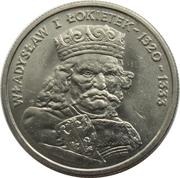 100 zlotych Wladyslaw I Lokietek -  revers