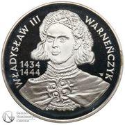 200 000 Złotych (Władysław Warneńczyk) -  avers