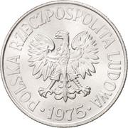 50 groszy -  avers