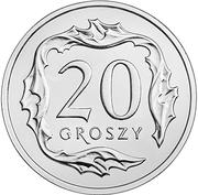 20 Groszy -  revers