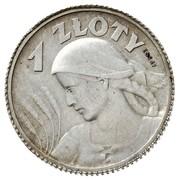 1 Złoty (Women and Ears; Trial Strike) – revers