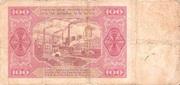 100 Zloty 1948 – revers