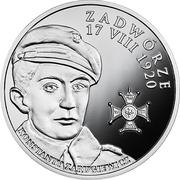 10 Złotych (Thermopyles polonais – Zadwórze) -  avers