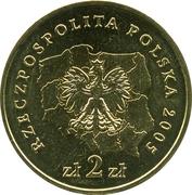 2 zlote Voïvodie de Warminsko-Mazurskie -  avers