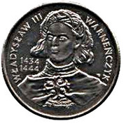 10 000 zlotych Wladyslaw III Warnenczyk -  revers