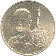 2 zlote Jan Karski -  revers