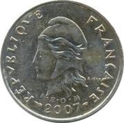 10 Francs – avers