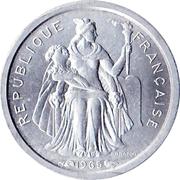 50 centimes (sans IEOM) – avers