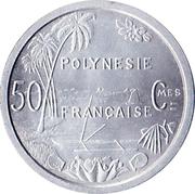 50 centimes (sans IEOM) – revers