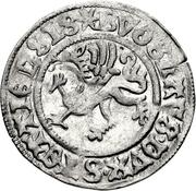 1 Schilling - Bogislaw X. der Große (Stettin) – avers