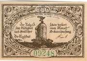 10 Pfennig (Freienwalde) – revers