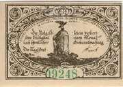 5 Pfennig (Freienwalde) – revers