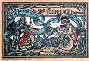 25 Pfennig (Ferienwalde) – avers