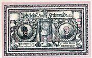 25 Pfennig (Freienwalde) – revers