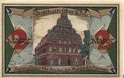 2 Mark (Stargard in Pommern; Sammellager für Ausländer) – revers