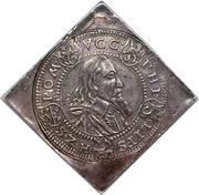 1 ½ thaler Philipp II – avers